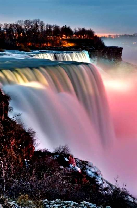 Niagara falls best honeymoon destinations in usa for Best places for honeymoon in usa