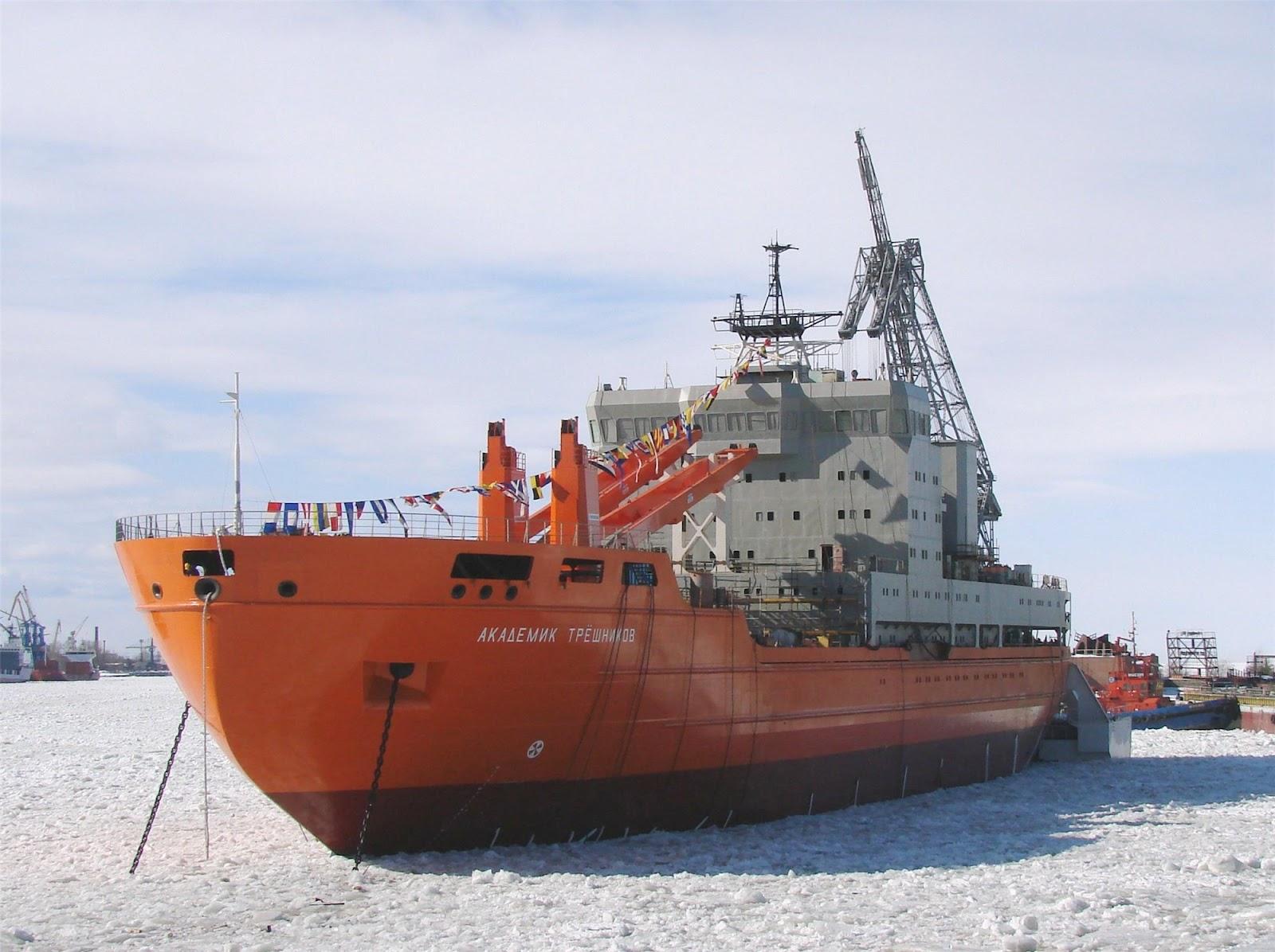 испытания и сдача судна заказчику: