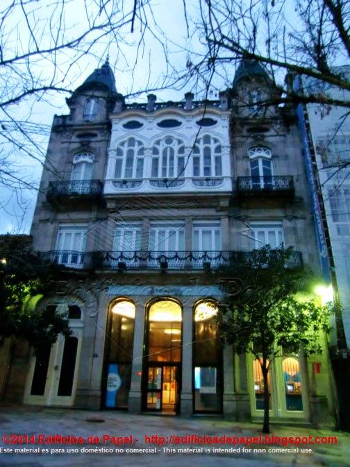 1913 Arquitecto Vazquez Gulias