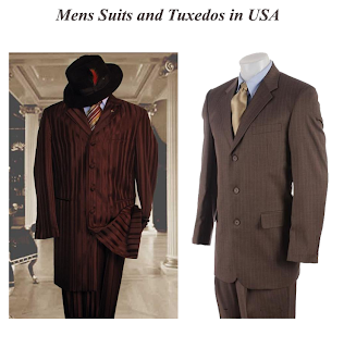 Mensusa Suits