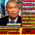 Autonomi dituntut, subjek sejarah harus dirombak, kata Adenan Satem