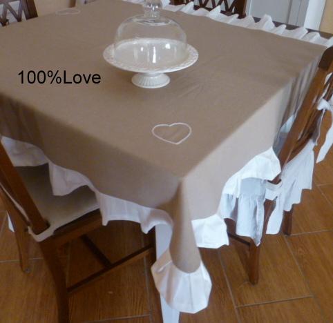 100 love coordinato portasacchetti - Coordinati cucina country ...