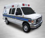 Matériel médical pour ambulances