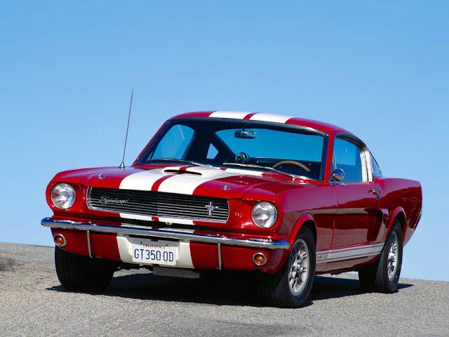 シェルビー・マスタング | Shelby Mustang 1966 GT350/GT350H