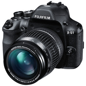 FujiFilm X-S1 High End Bridge Camera
