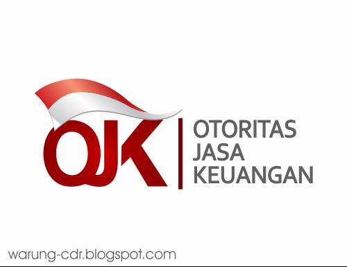 free download logo otoritas jasa keuangan ojk vector