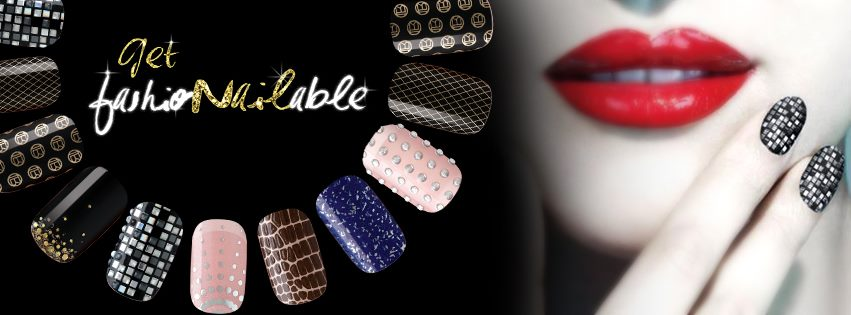 Fashionailable Launch Loreal Paris Le Nail Art Sticker Launched