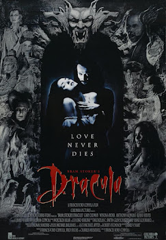 Poster de Drácula de Bram Stoker