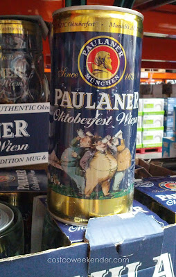 Paulaner Munchen Oktoberfest Wiesen Bier: authentic German beer