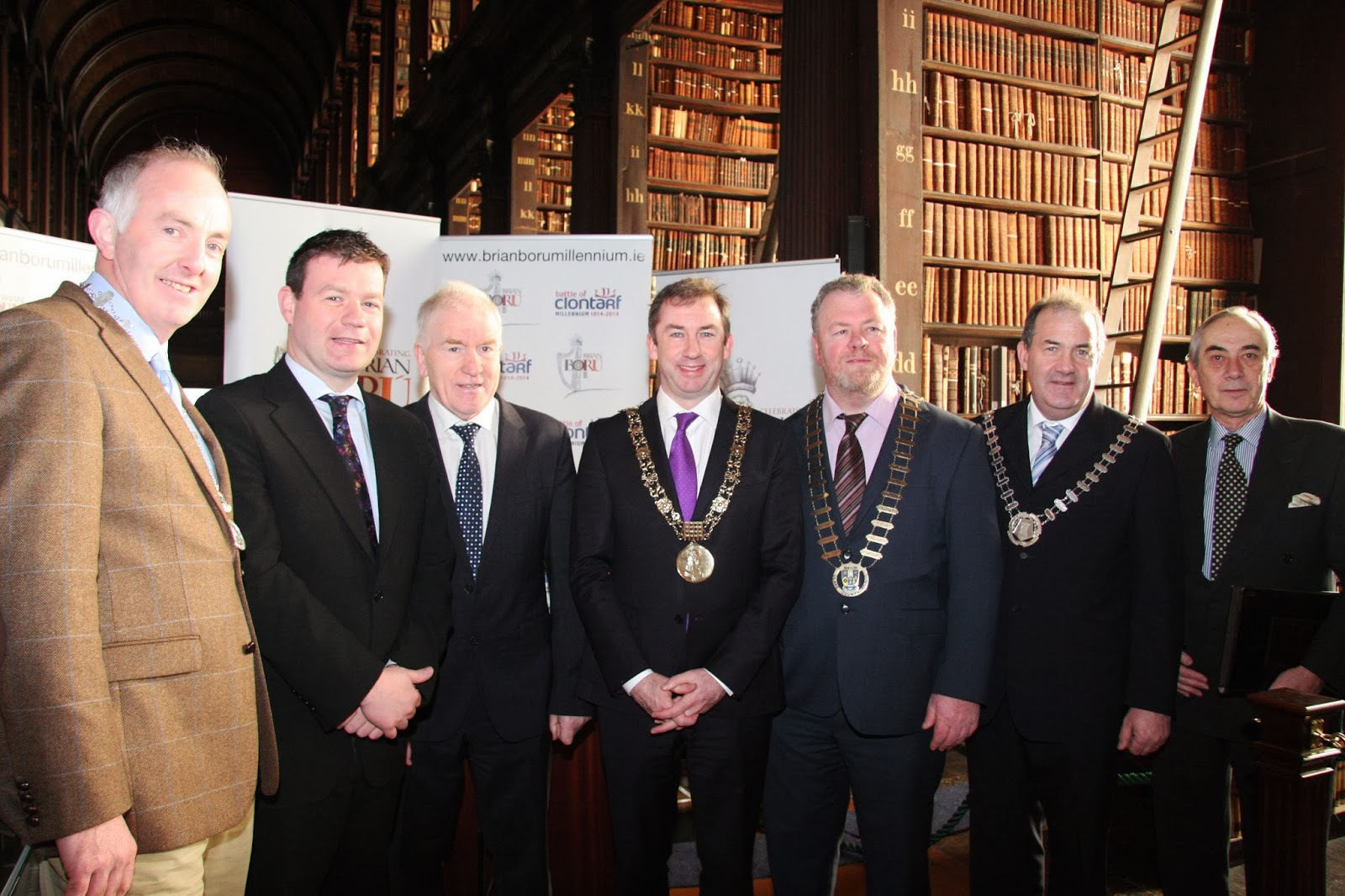 Brian Boru Programme 2014 is launched