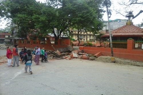 nepal earthquake Gorkha
