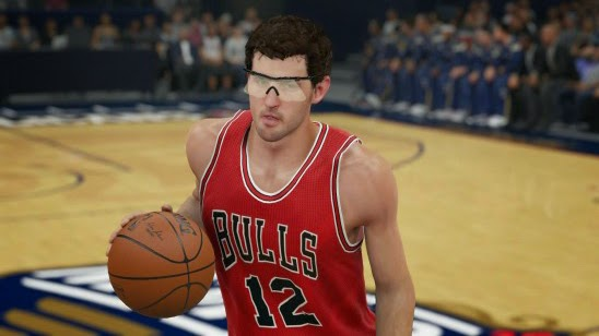 NBA 2K15 Roster Update 11-02-2014