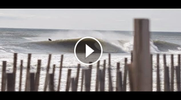 Pumping New Jersey Surf 4-21-2015