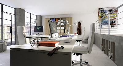 ديكور مكتب