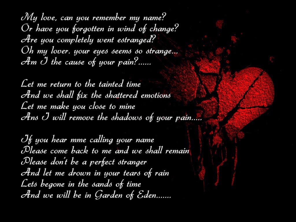 Endless love poems quotes lol rofl com