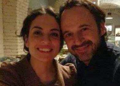 Serena Iansiti e Paolo Pierobon fidanzati