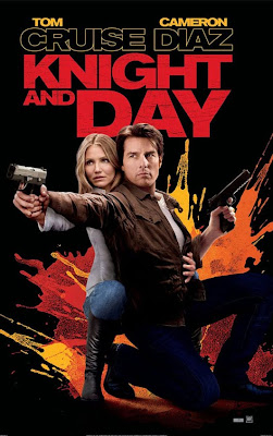Watch Knight and Day 2010 BRRip Hollywood Movie Online | Knight and Day 2010 Hollywood Movie Poster