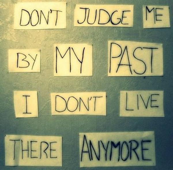 Judge me quotation