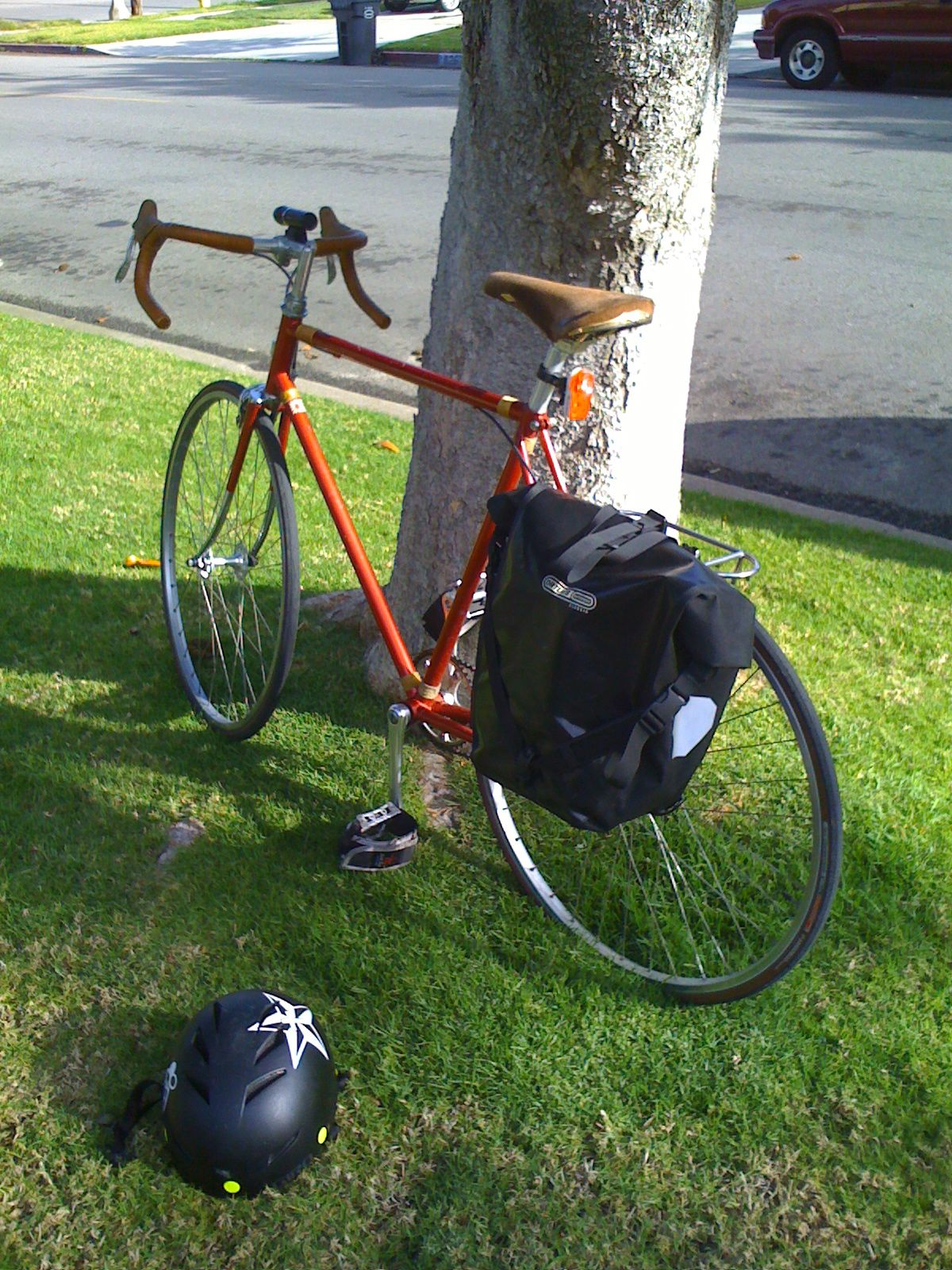 Bike Snob Lone Wolf While this bike works well on