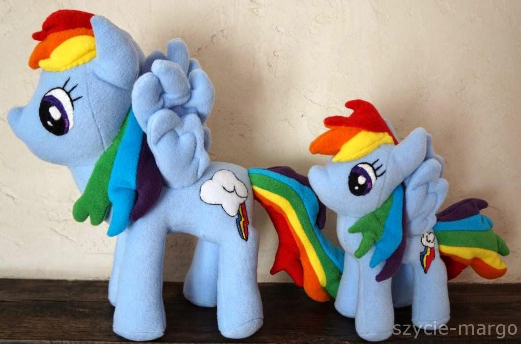 %name Rainbow Dash maskotka
