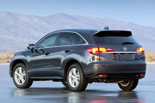 2013-Acura-RDX-Exterior-Back
