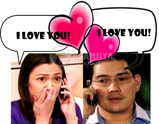"Kilig: Sir Chief and Maya Exchange ""I Love You's"" in Be Careful With My Heart"