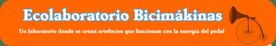 Ecolaboratorio Bicimákinas