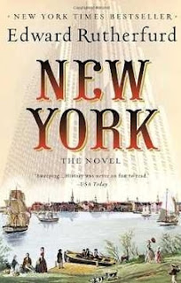New York - the novel (Edward Rutherfurd)