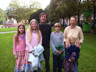 Bernice Zieba, Jan Zieba, Homeschool Blog, Familie Wunderlich