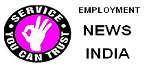 EMPLOYMENT NEWS INDIA