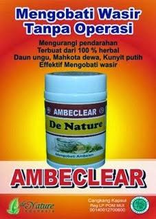 Obat Wasir Natural