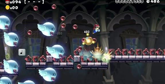 Saiba mais detalhes (com imagens) sobre o compartilhamento online de estágios em Super Mario Maker Imagem