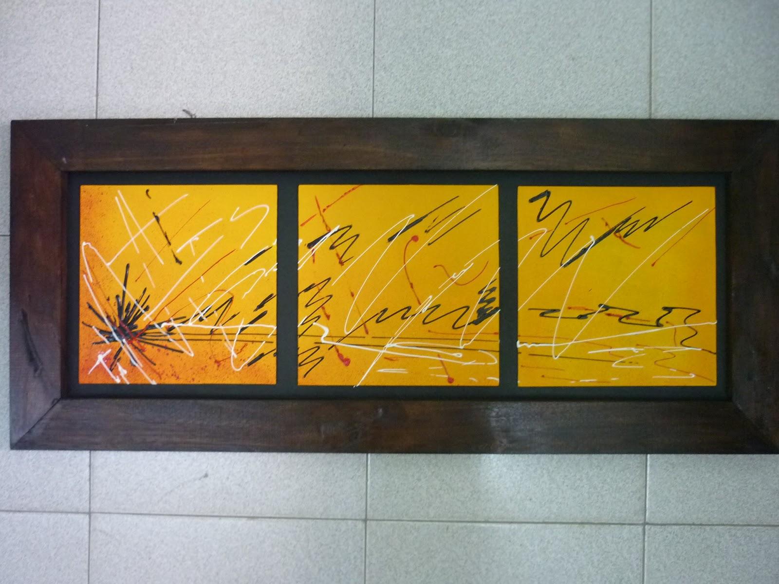 Creaciones de silvia cuadros de graciela - Cuadros para enmarcar ...