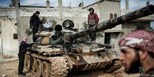Suriah: Dari Revolusi Menuju Perang Sipil