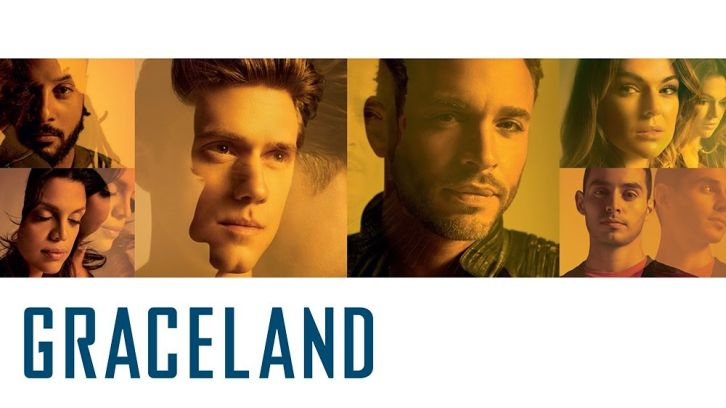 Graceland - Renewed for third season
