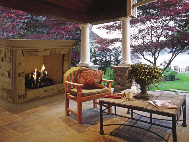 Outdoor living rooms atmosphere and sensation pictures for Outdoor living room ideas