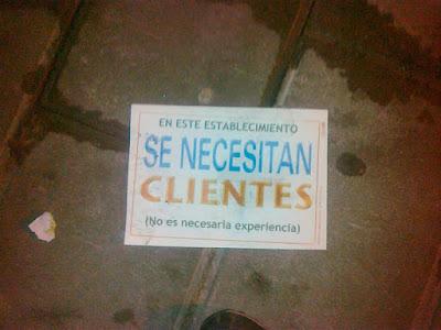 Se necesitan clientes (no es necesaria experiencia) (Portugalete)