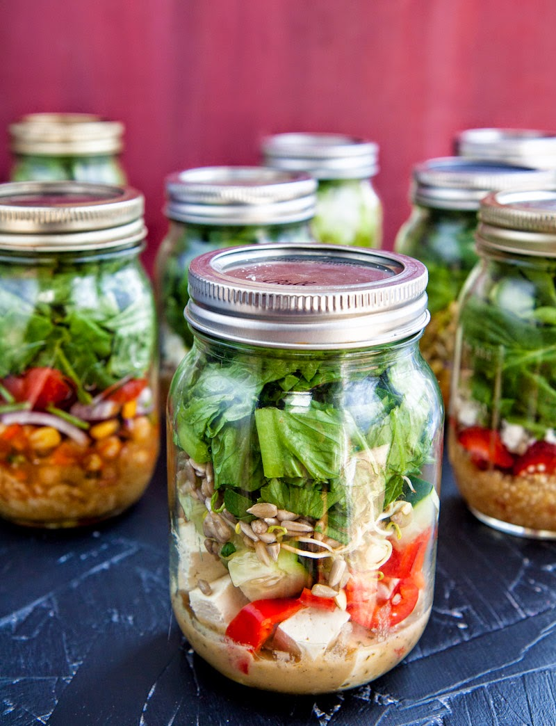 La vida es un cuenquito de instantes comidas sanas para - Llevar comida al trabajo ...