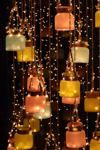 India art n design inditerrain this diwali do it yourself for Beautiful home lighting