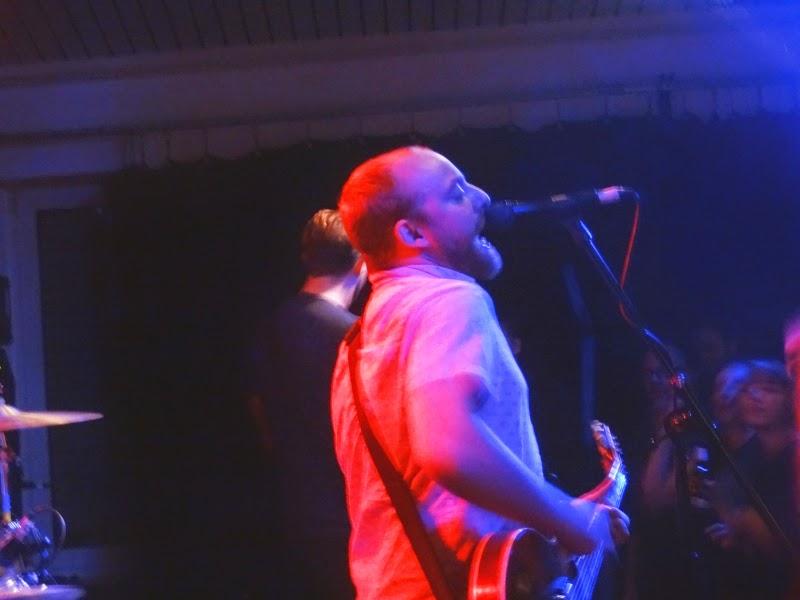 17.10.2014 Essen - Café Nova: The Menzingers
