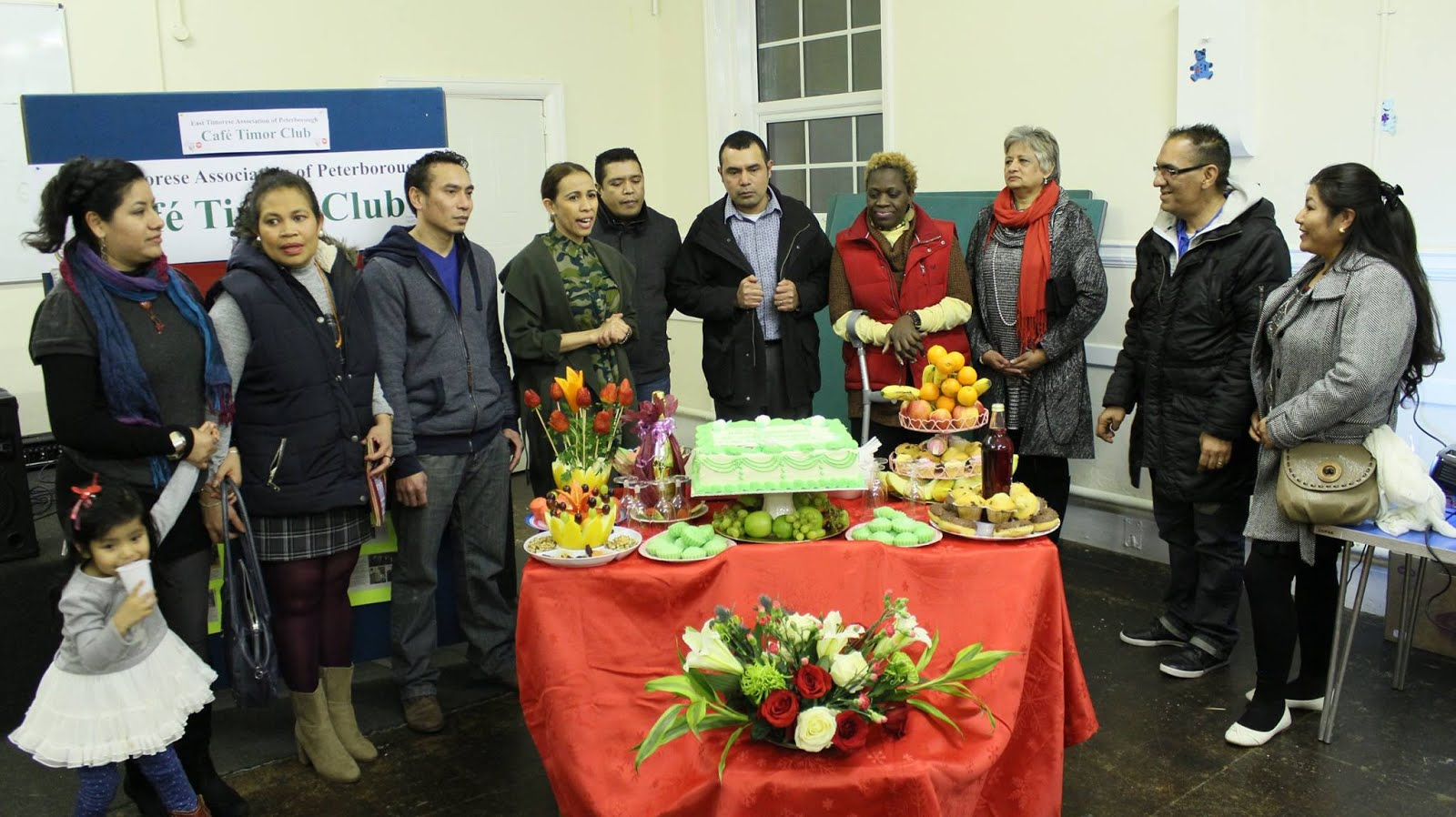 Sixth Anniversary of East Timorese Association of Peterborough