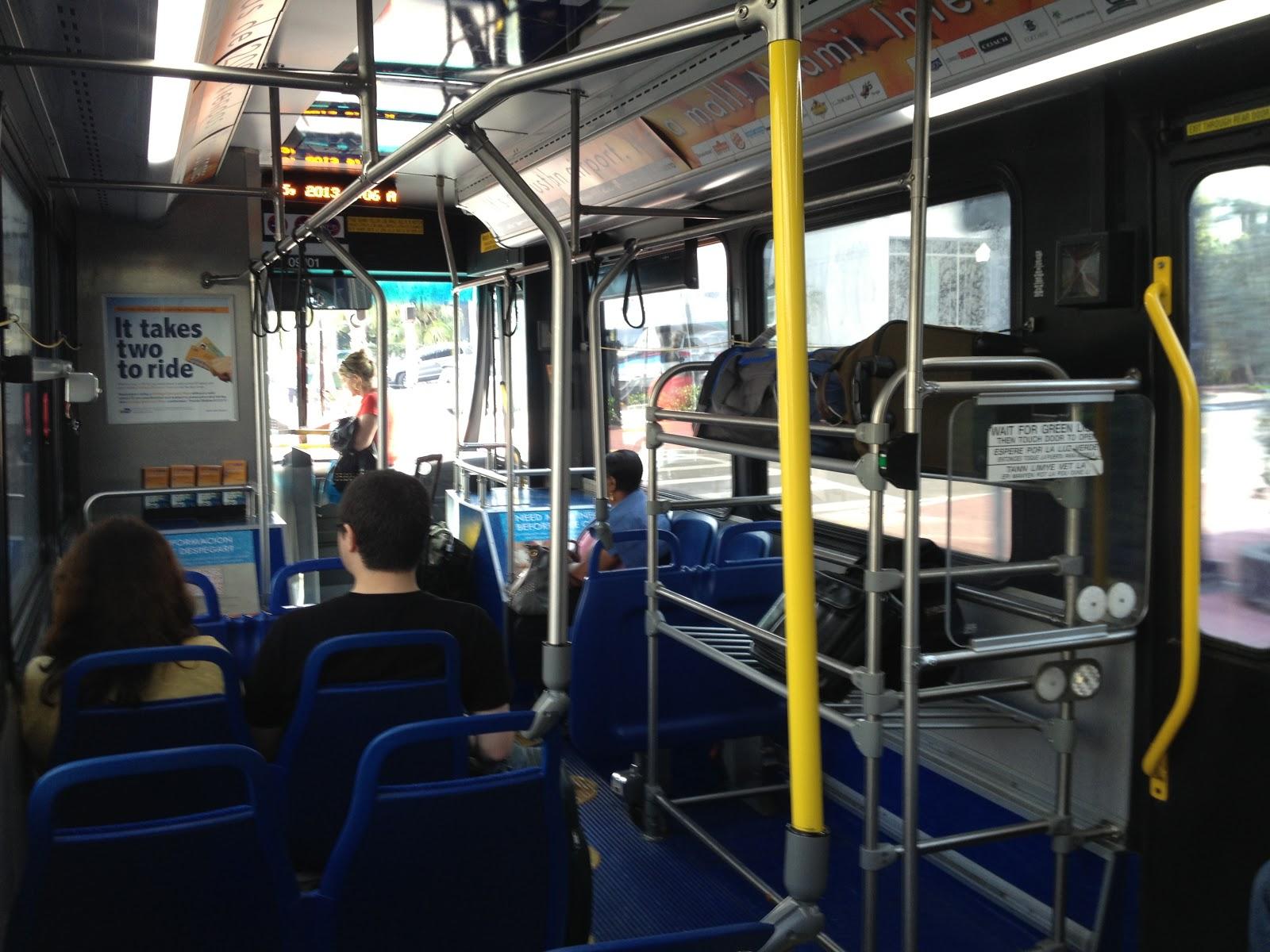 文化系マイアミ: 空港バス「Airp...