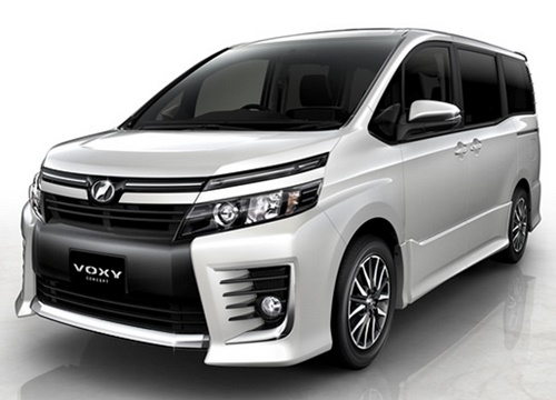 2016 Toyota Voxy Concept New Toyota Update Review