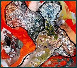 Victor Chab. Muestra de pinturas