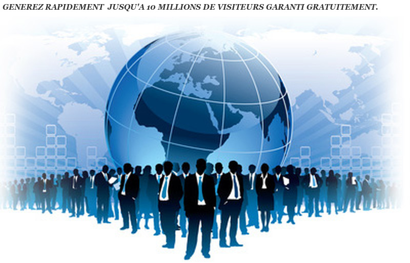 10,000,000 visitors FREE Promo