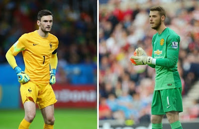 Manchester United look to Hugo Lloris Should  De Gea Depart