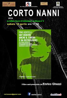 Enrico Ghezzi presenta il libro di Pino Bertelli «GUY DEBORD. ANCHE IL CINEMA È DA DISTRUGGERE»