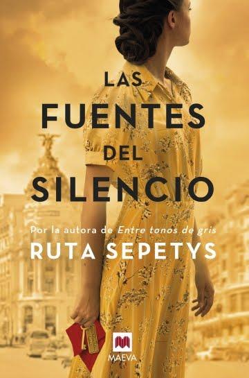 LAS FUENTES DEL SILENCIO, Ruta Sepetys