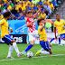 Histórico: Marcelo anota el primer autogol para Brasil en lo que va de Mundiales