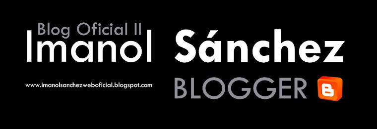 Imanol Sánchez Web Oficial
